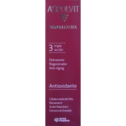 SÉRUM FACIAL ASPOLVIT 30 ML INTERPHARMA
