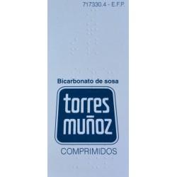 BICARBONATO DE SOSA COMPRIMIDOS TORRES MUÑOZ