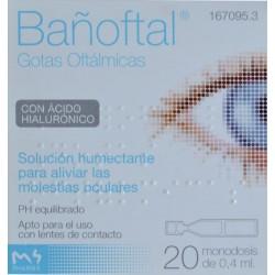 BAÑOFTAL 20 MONODOSIS M4 PHARMA
