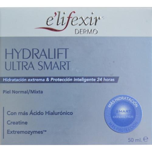 HYDRALIFT ULTRA SMART PIEL NORMAL/MIXTA 50 ML E'LIFEXIR