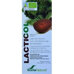 LACTICOL 200 ML SORIA NATURAL