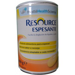 RESOURCE ESPESANTE NARANJA 400 G NESTLÉ HEALTH SCIENCE