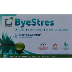 BYESTRES 30 CHICLES SALUDBOX