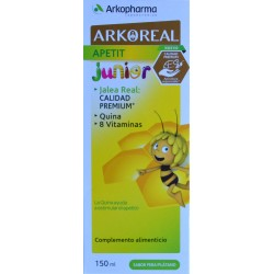 ARKOREAL APETIT JUNIOR 150 ML ARKOPHARMA