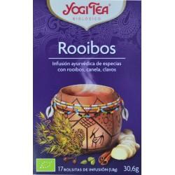ROOIBOS 17 BOLSITAS YOGI TEA