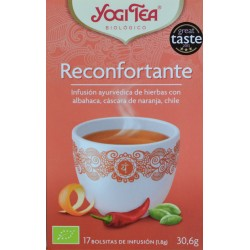RECONFORTANTE 17 BOLSITAS YOGI TEA