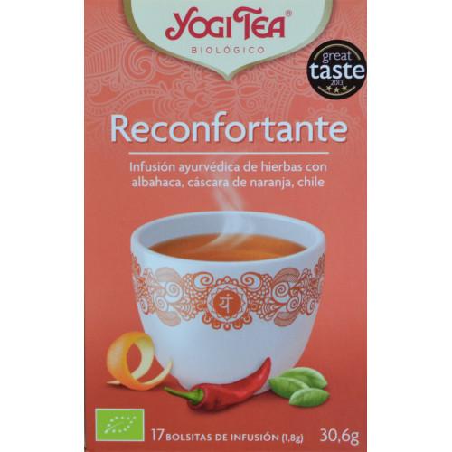 RECONFORTANTE 17 BOLSITAS YOGI TEA