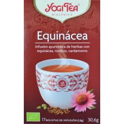 EQUINÁCEA 17 BOLSITAS YOGI TEA