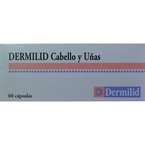 DERMILID CABELLO Y UÑAS 60 CÁPSULAS