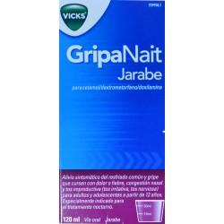 JARABE GRIPANAIT 120 ML VICKS