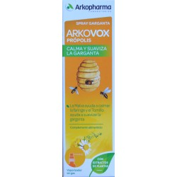 SPRAY GARGANTA ARKOVOX 30 ML ARKOPHARMA