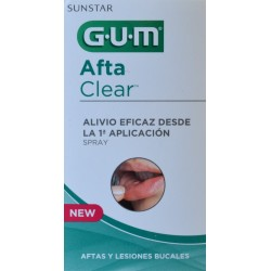 AFTA CLEAR SPRAY GUM