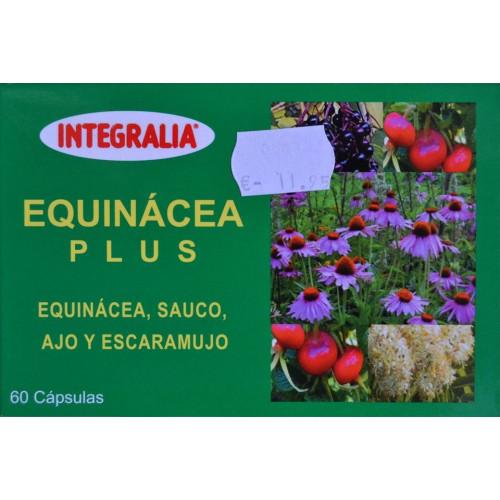 EQUINÁCEA PLUS 60 CÁPSULAS INTEGRALIA