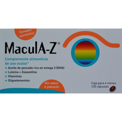 MACULA-Z 120 CÁPSULAS HORUS PHARMA
