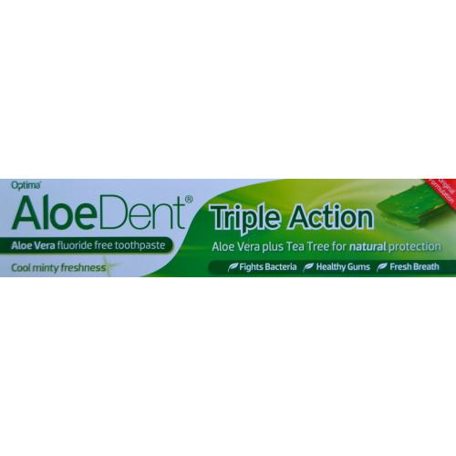 ALOEDENT TRIPLE ACTION 100 ML