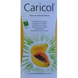 CARICOL 20 ESTUCHES INDIVIDUALES DE 21 ML 100% NATURAL