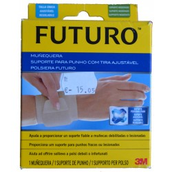 MUÑEQUERA TALLA ÚNICA FUTURO