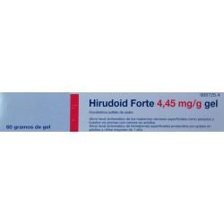 HIRUDOID FORTE 4,45 MG/G GEL 60 GRAMOS DE GEL STADA
