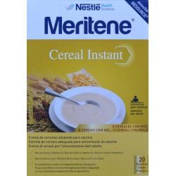 CEREAL INSTANT MERITENE 8 CEREALES CON MIEL 2 X 300 G NESTLÉ