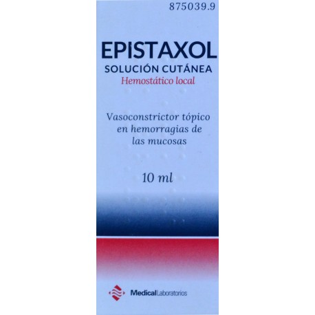 EPISTAXOL 10 ML