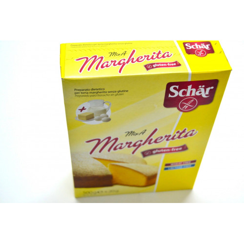 PREPARADO PARA BIZCOCHO MIX A MARGHERITA SIN GLUTEN SCHÄR