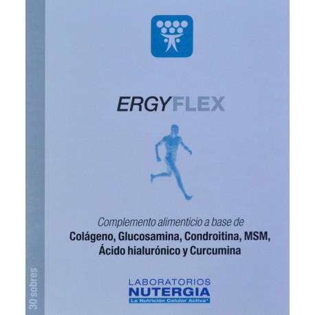 ERGYFLEX 30 SOBRES LABORATORIOS NUTERGIA