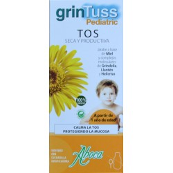 GRINTUSS PEDIATRIC 210 G ABOCA
