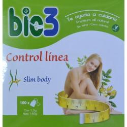 CONTROL LÍNIA SLIM BODY 100 INFUSIONES BIO 3