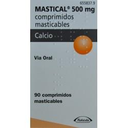MASTICAL 500 MG 90 COMPRIMIDOS