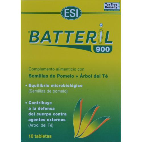 BATTERIL 900 10 TABLETAS ESI