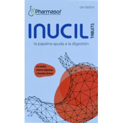 INUCIL TABLETS 30 COMPRIMIDOS HOMEOSOR