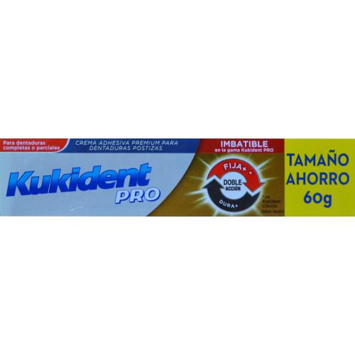 KUKIDENT PRO TAMAÑO AHORRO 60 G PROCTER & GAMBLE