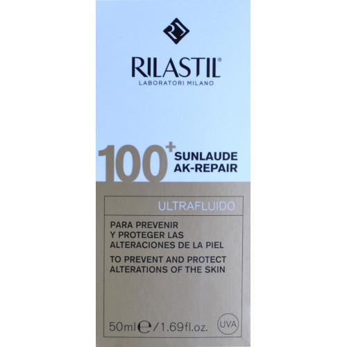 SUNLAUDE AK-REPAIR 100+ 50 ML RILASTIL
