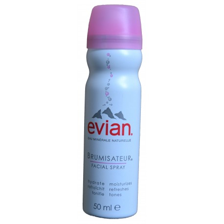 EVIAN 50 ML FACIAL SPRAY