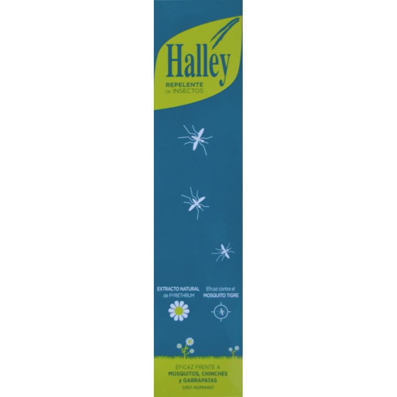 REPELENTE DE INSECTOS HALLEY 250 ML