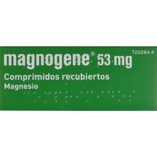MAGNOGENE 53 MG 45 COMPRIMIDOS URIACH