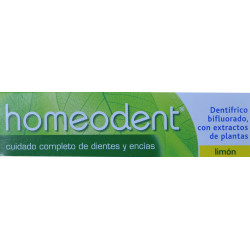 HOMEODENT LIMÓN 75 ML BOIRON