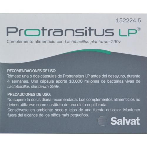 PROTRANSITUS LP 30 CÁPSULAS SALVAT