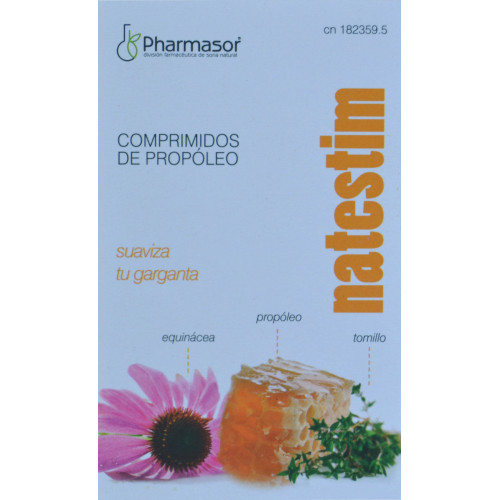 NATESTIM 48 COMPRIMIDOS PHARMASOR