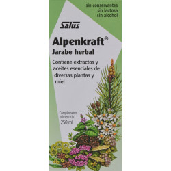 JARABE HERBAL ALPENKRAFT 250 ML SALUS