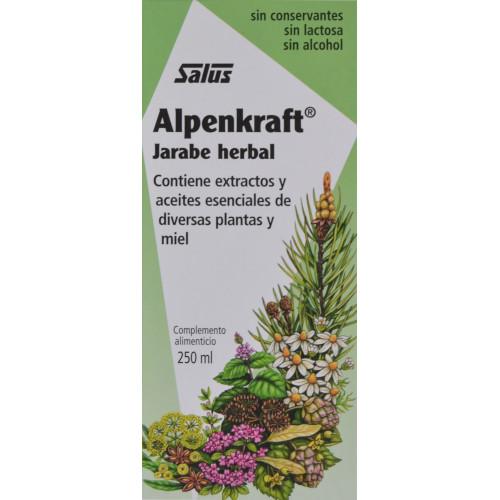 JARABE HERBAL ALPENKRAFT 250 ML SALUS