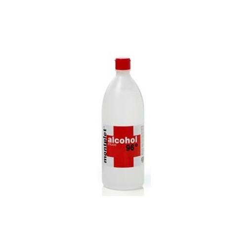 ALCOHOL ETÍLICO 96º 250 ML MONTPLET