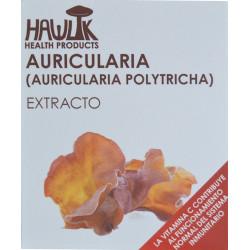 EXTRACTO AURICULARIA 60 CÁPSULAS NUTRINAT