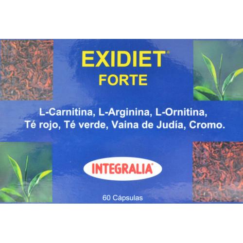 EXIDIET FORTE 60 CÁPSULAS iNTEGRALIA