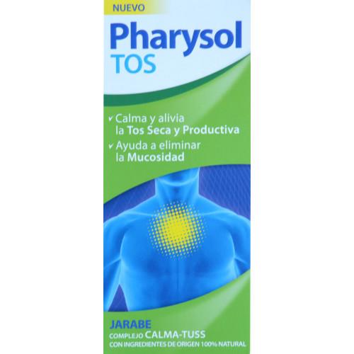 JARABE PHARYSOL TOS 170 ML