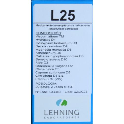 L25 LEHNING 30 ML