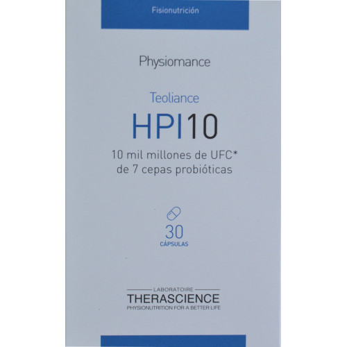 TEOLIANCE HPI10 LABORATOIRE THERASCIENCE