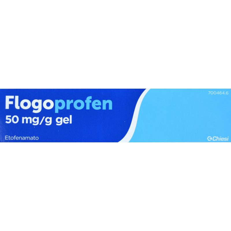 FLOGOPROFEN 50 MG/G GEL 100 G CHIESI