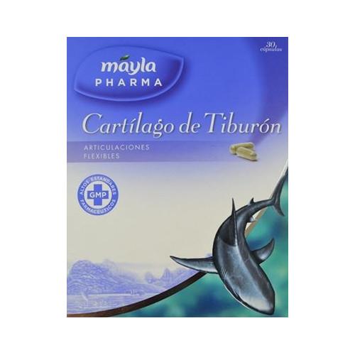CARTÍLAGO DE TIBURÓN 30 CÁPSULAS MAYLA PHARMA