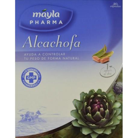 ALCACHOFA 30 CÁPSULAS MAYLA PHARMA